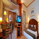 غرفة  فندق رمادا - دبي   هوتيلز عربي