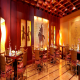 مطعم  فندق رمادا - دبي   هوتيلز عربي
