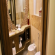 حمام الغرف  فندق رمادا - دبي | هوتيلز عربي